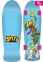 SANTA CRUZ Simpsons Bart Slasher Blue Complete Longboard 9.80