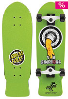 SANTA CRUZ Simpsons Homer One Micro Complete Longboard 8.30