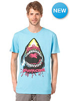 SANTA CRUZ Speed Weehls Shark S/S T-Shirt cyan