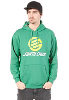 SANTA CRUZ Stripeknot 2 Hooded Sweat irish green