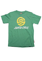 SANTA CRUZ Stripeknot 2 S/S T-Shirt irish green