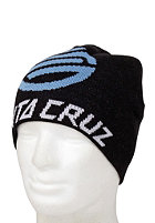 SANTA CRUZ Stripeknot Beanie black