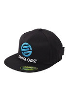 SANTA CRUZ Stripeknot Cap black