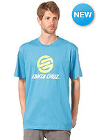 SANTA CRUZ Stripknot 2  S/S T-Shirt bluewater
