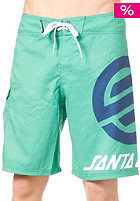 SANTA CRUZ Stripknot Boardshort greenleaf