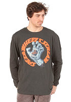 SANTA CRUZ Vintage Speed Wheels L/S T-Shirt vintage black