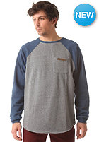 SANTA CRUZ Wedge Crew Sweat indigo/dark heather