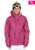 SANTA CRUZ Womens Sugar In Spice Jacket magenta 