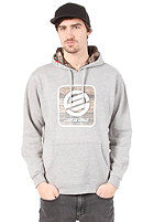 SANTA CRUZ Woodbox Hooded Sweat heather grey
