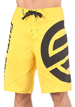 SANTA CRUZ XL Knot Boardshorts lemon