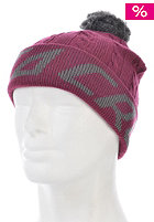 SANTA CRUZ XL Strip Beanie wine