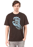 SANTA CRUZ Yeti Hand S/S T-Shirt black