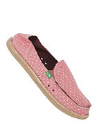 SANUK Dotty pink