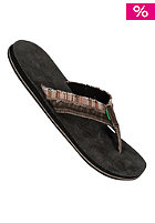 SANUK Fraid Too black/brown