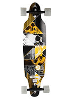 SECTOR 9 Carbon Decay Longboard yellow