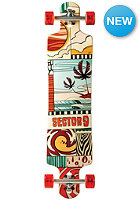 SECTOR 9 Complete Board Paradiso red