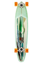 SECTOR 9 Complete Longboard Green Machine Uni green