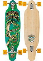 SECTOR 9 Complete Longboard Striker green