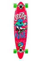 SECTOR 9 Complete Longboard The Swift pink
