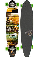SECTOR 9 Complete Longboard Voyager multicolor