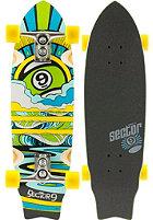 SECTOR 9 Complete Skatepark blue