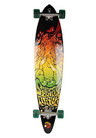 SECTOR 9 Longboard Fanatic red