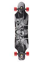 SECTOR 9 Mini Shaka Longboard black