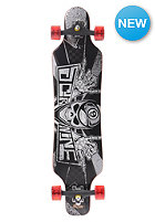SECTOR 9 Mini Shaka Longboard black