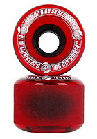 SECTOR 9 Nine Balls 61mm P4 Wheels red