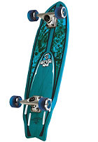 SECTOR 9 Quad 30 Complete Longboard blue