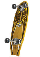 SECTOR 9 Quad 30 Complete Longboard yellow