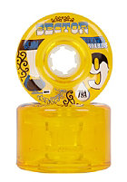 SECTOR 9 TS 9 Balls 65mm P4 Wheels yellow