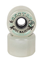 SECTOR 9 Wheels Bioethane 65mm CS white