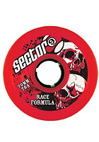 SECTOR 9 Wheels Race 70Mm 82A OS red