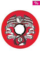 SECTOR 9 Wheels Race 74Mm 82A OS red