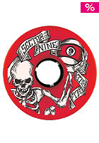 SECTOR 9 Wheels Race 77Mm 82A OS red