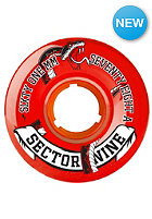 SECTOR 9 Wheels TS 61mm 78A CS red