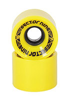SECTOR 9 Wheels TS NB 59mm OS 78A yellow