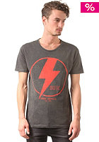 SELECTED AC/DC S/S T-Shirt pirate black
