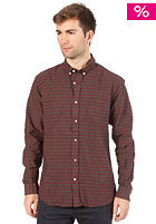 SELECTED Adams Gingham L/S Shirt port royale