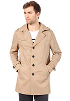 SELECTED Adams Trenchcoat sand