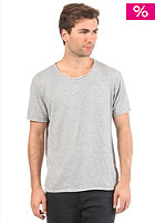 SELECTED Alvaro S/S T-Shirt light grey melange