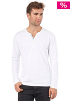 SELECTED Ask Joe Longsleeve optical white