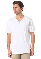 SELECTED Ask Joe Split Neck S/S T-Shirt optical white
