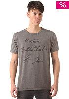 Ball Club O-Neck medium grey melange