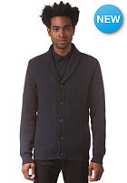 Bates Shawl Neck Cardigan navy blazer