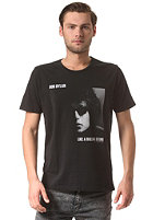 SELECTED Bob Dylan S/S T-Shirt black