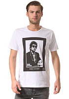 SELECTED Bob Dylan S/S T-Shirt white
