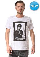SELECTED Bob Dylan S/S T-Shirt white