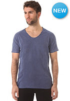 SELECTED Bound V Neck S/S T Shirt blue depths